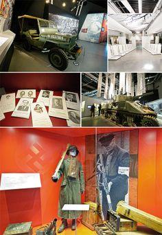 Bastogne WW2 Museum, Bastogne, Belgium Review from cheeseweb.com.