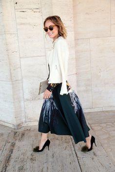 Perfect midi skirt