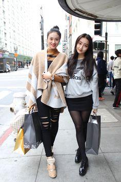 Asian, Street Style, Stylish, Urban Style, Street Style Fashion, Street Styles, Street Fashion