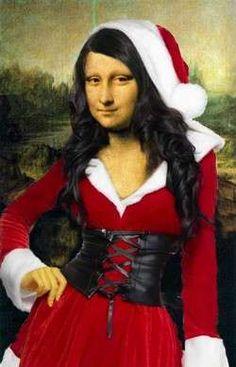 Buon Natale, Mona