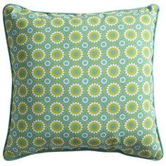 Ditzy Robin Pillow