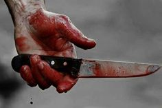 When he is about to kill Duncan, Macbeth sees a dagger floating in the air. Covered with blood and pointed toward the king's chamber, the dagger represents the bloody course on which Macbeth is about to embark.