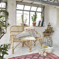 133 meilleures images du tableau Osier & Rotin   Bedrooms, Rattan et ...