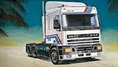 DAF 95 Master Truck € 45,95| Vrachtwagens | Modelbouw Wildervank