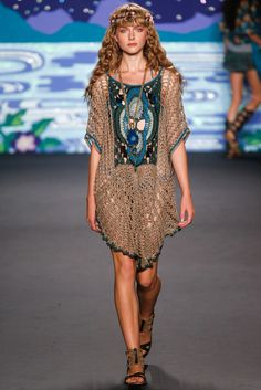 Anna Sui Spring 2014 Ready-to-Wear - Collection - Gallery - Style.com