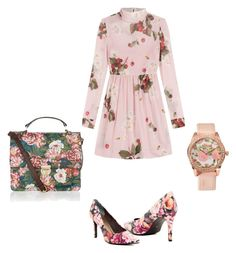 """Unity"" by akansha125 on Polyvore featuring RED Valentino, Seychelles, Jessica Carlyle and Accessorize"
