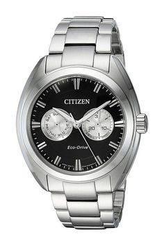 Citizen Watches BU4010-56E Eco-Drive (Silver Tone) Watches - Citizen Watches, BU4010-56E Eco-Drive, BU4010-56E, Jewelry Watches General, Watches, Watches, Jewelry, Gift, - Street Fashion And Style Ideas