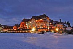 Bariloche 2000 y el hotel Llao Llao, un lugar hermoso