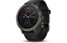 Garmin Vivoactive 3 GPS Smartwatch with Contactless Payment and Heart Rate Sensor Smartwatch, Display Design, 3d Design, Fitness Tracker, Sport Watches, Watches For Men, Wakeboard, Running Watch, Running Gear