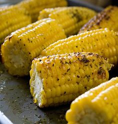 Authentic Grilled Mexican-Style Corn? Si, por favor!