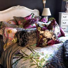 Bedroom Nook, Designers Guild, Nooks, Color Schemes, Inspiration, Beautiful, Home, R Color Palette, Colour Schemes