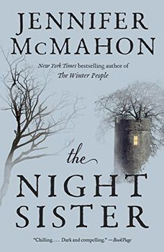 14 of the best horror books for adults to read this Halloween, including The Night Sister by Jennifer McMahon.