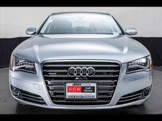 2014 Audi A8 4.0TLWBquattro AWD 4.0T LWB quattro 4dr Sedan Sedan 4 Doors Gray for sale in Oxnard, CA Source: http://www.usedcarsgroup.com/used-audi-for-sale-in-oxnard-ca