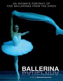 REAL LIFE Black Swan ---Filmmaker Bertrand Normand's fascinating documentary profiles five outstanding Russian ballerinas from the prestigious Mariinsky Theatre (the renamed Kirov Ballet), following them from grueling rehearsals to flawless performances around the globe. Dancers in the spotlight include gifted 18-year-old Alina Somova, the newest Mariinsky ballerina, along with Svetlana Zakharova, Evguenya Obraztsova, Diana Vishneva and Uliana Lopatkina.