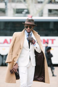 NYFW Day One by Justin James