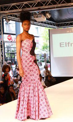 Ankara'/'kitenge'/'chitenge'/African print mermaid maxi dress ...