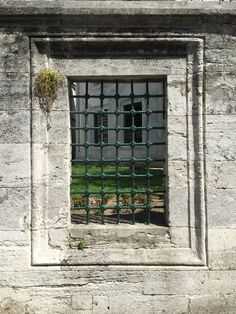 Love this .. A window outside of Ayea Sophia
