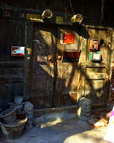 Hutong Doors