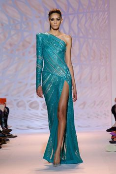 Gorgeous Dress from the Zuhair Murad Haute Couture Fall 2014 Collection