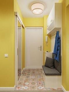 Как сделать маленькую прихожую уютной | дневник архитектора | Яндекс Дзен