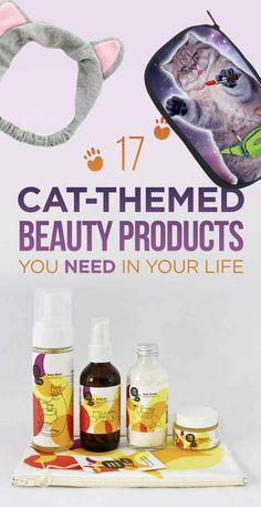 17 Cat-Themed Beauty Products You Need In Your Life- Indie cat approved