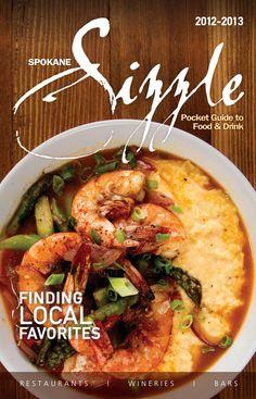Spokane Sizzle Guide 2012-2013 | Spokane, Washington | www.northwestsizzle.com