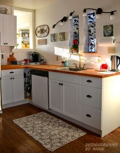 Let me say right off the bat that my dishwasher is a bare basic model that doesn't allow for custom panels. I seem to be the only person i...