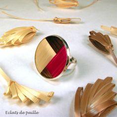 eclats de paille straw jewels bijoux en paille on pinterest barrette boucle d 39 oreille and. Black Bedroom Furniture Sets. Home Design Ideas