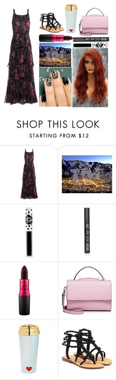 """Emma: October 23, 2016"" by disneyfreaks39 ❤ liked on Polyvore featuring Etro, Lime Crime, Topshop, WithChic, ban.do and Mystique"