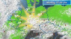 Wetter Deutschland - Wettervorhersage Tag 6 - wetter.de