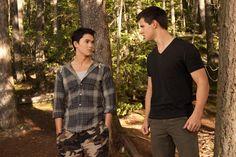 Seth and Jacob - The Twilight Saga: Breaking Dawn - Part 1