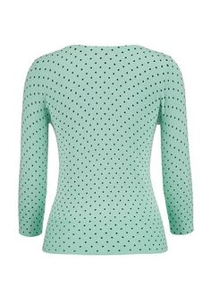 dot print v-neck button down cardigan - maurices.com