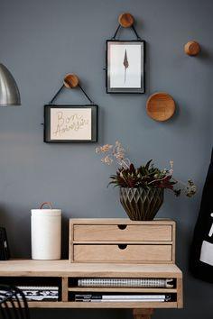 Hübsch Danish Home Interior & Design | via @MariekeSengers