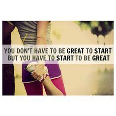 start - fitmotivation