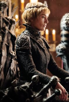 Cersei Lannister - Game of Thrones - Season 7 Game Of Thrones Cersei, Arte Game Of Thrones, Game Of Thrones Costumes, Cersei Lannister Aesthetic, Cercei Lannister, Serie Got, Queen Cersei, Mejores Series Tv, Got Costumes