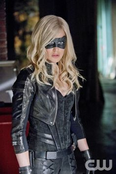 """Arrow -- """"Broken Dolls"""" -- Image AR203a_0441b -- Pictured: Caity Lotz as Canary -- Photo: Cate Cameron/The CW -- © 2013 The CW Network, LLC. All Rights Reserved"""