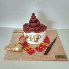 Harry potter mini cake