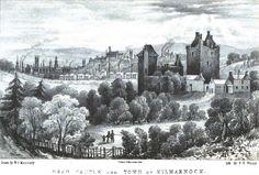 The History of Kilmarnock By Archibald M'Kay Dean Castle, Scotland Travel, Scotland Trip, Royal Family Trees, Portland Street, Green Street, Arran, New Pictures, Old Photos
