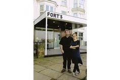 Fort's Cafe, Cliff Terrace, Margate for locally-sourced top grub (and a warm welcome).