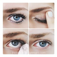 KITCHEN BEAUTICIAN is back! Waterproof mascara, liquid liner & long-wear smudge sticks don't stand a chance with our DIY 100% Natural Eye Makeup Remover! Click on the picture and watch it literally glide off with ease!