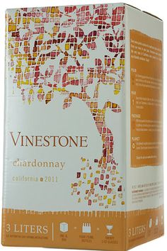 Vinestone Chardonnay: According to the winemaker, this Chardonnay offers lovely aromas of fresh pear, peach, apple and lemon, enhanced by a rich creamy tone. The wine's smooth texture and peach flavors persist into a long, flavorful aftertaste. This wine pairs well with seafood, poultry or pork chops, cream sauce pastas, and mild and flavorful cheeses. Vinestone believes in the relationship between grape vines, soil, air and the surrounding community, which comes through in this Chardonnay.