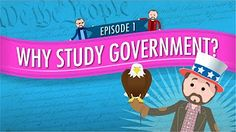 Watch Crash Course Government and Politics videos on demand. Welcome to school without the classroom! Host Craig Benzine takes you through a tour of US government and politics. Government Lessons, Teaching Government, Us Government, Welcome To School, Branches Of Government, Political Party, Political Science, Social Studies, High School