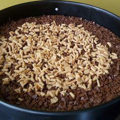 Para aniversariantes lindos teve sobremesa linda.. Essa se chama piekie e a receita estará em breve no blog #comidaboamudatudo  #aniversário #piekie #sobremesa #tortadecaramelo