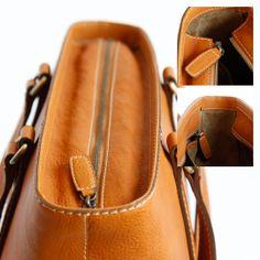 Zipper closure detail