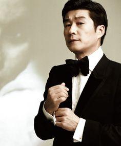 Kim Sang-joong - the other sexy ajusshi