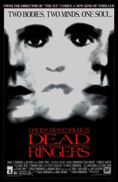 dead ringers movie poster - Google Search