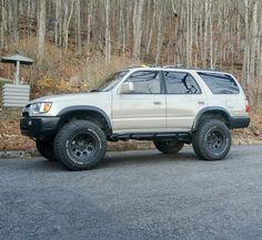 1999 Toyota 4runner, Toyota 4x4, Toyota Trucks, Toyota Tacoma, Toyota Runner, Toyota Surf, Four Runner, 3rd Gen 4runner, Jeep Truck