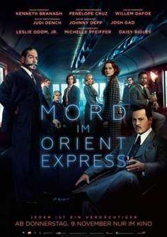 """Auf hepyeq.de findest du alle Termine in Deiner Nähe und Infos zum Film """"Mord im Orient-Express"""""""