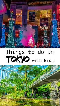 Tokyo Japan is a fabulous city to visit with the family. There are so many things to do in Tokyo with kids, these are our top 15 and tips for travelling in Japan with children and teens. New Travel, Travel With Kids, Asia Travel, Solo Travel, Family Travel, Travel Goals, Family Camping, Travel Pants, Japan Travel Guide