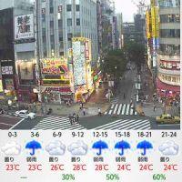 現地の天気が映像でわかるAndroidアプリがイカス!